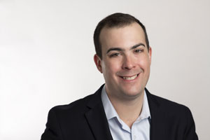 A head shot of Mark Sussman Co-founder and CEO of OurStreets