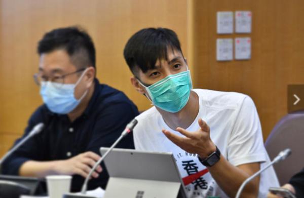 District Councillor Leung Kwok-ho