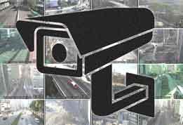 image to show CCTV cameras in Hong Kong